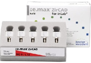 626594	IPS e.max ZirCAD inLab Probe Blocks C13