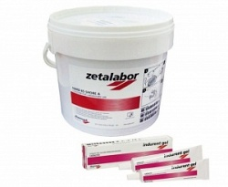 Zetalabor-лабораторный С-силикон (5кг)+2 Катализатора Indurent Gel (60мл)   Zhermapol
