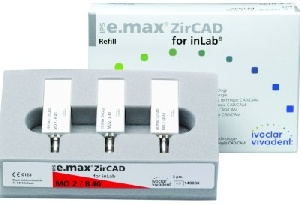 626602	IPS e.max ZirCAD inLab Probe Blocks B40